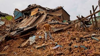 Earthquake of 6.7 rocks northeast India, 6 dead & 35 injured
