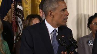 Obama Announces New Gun Plan