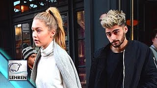 Gigi Hadid Wanted Proves She Knows The Lyrics To Zayn