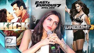 Deepika Padukone REJECTED 5 Blockbuster Movies | SHOCKING
