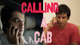 How Insensitive! - Calling a Cab
