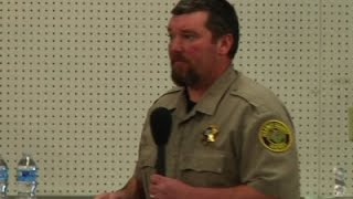 Oregon Sheriff to Protesters: 'Go Home'