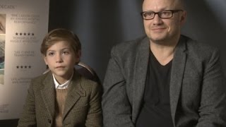'Room' Director and Young Star Talk Film Careers