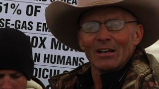 Armed Rancher: 'We Want All People To Be Safe'