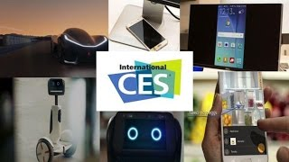 Technologies that will  be shaping up 2016 and the Future: CES 2016