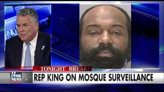 Rep. King: Police should monitor entire Muslim community