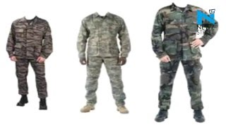 """Army asks civilians not to wear """"Army-pattern"""" dresses"""