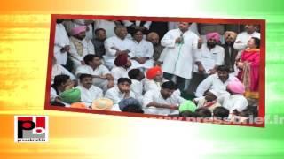 Rahul Gandhi Meets Faridkot Firing Victims