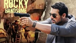 Rocky Handsome Trailer 2016   Johnh Abraham, Shruti Hassan & Nathalia Kaur - Releasing Soon