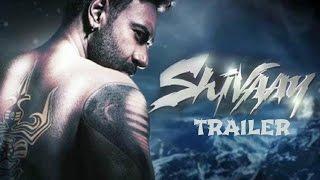 Shivaay Trailer 2016 - Ajay Devgan, Sayesha Saigal - Releasong On October 28th, 2016