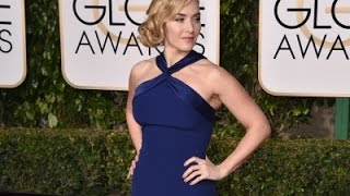 Stars Arrive at the Golden Globes