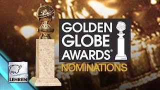 Golden Globe Awards 2016 Nominations List REVEALED