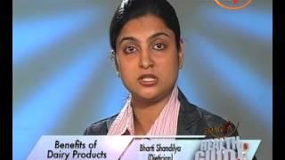 Dairy Product Health Benefits: Yogurt, Milk - Dr. Bharti Shandilya