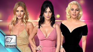 Hottest Dressed Celebs @ Golden Globe Awards 2016