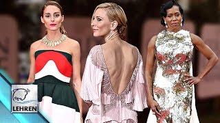 'Golden Globe Awards 2016'- Worst Dressed Celebs   Kate Blanchette, Natalie Dormer