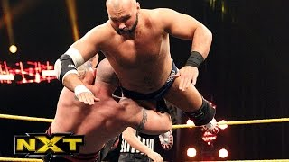 Dash & Dawson vs. The Ascension: WWE NXT, Jan. 13, 2016