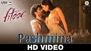 Pashmina Song - Fitoor (2016) | Aditya Roy Kapur, Katrina Kaif | Amit Trivedi