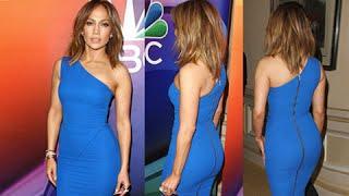 (VIDEO) Jennifer Lopez Shows Off BOOTY At NBC Universal Press Tour 2016