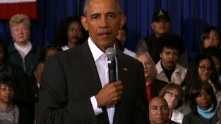 At Town Hall, Obama Mulls Partisan Rancor