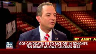 Priebus: Contested convention is 'very, very, very unlikely'