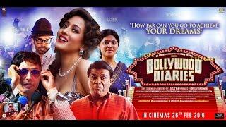 Bollywood Diaries Official Trailer | Raima Sen | Ashish Vidyarthi | Salim Diwan | 26th Feb 2016