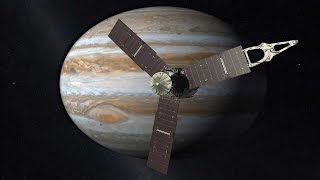 NASA's Juno spacecraft becomes most distant solar powered craft