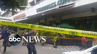 Jakarta the Site of New, Deadly Terror Attack