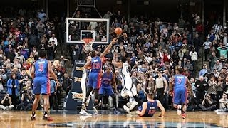 NBA: Mario Chalmers Nails the Game Winner!