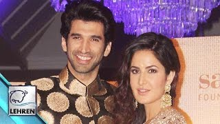 Katrina Kaif & Aditya Roy Kapur Walks The Ramp For Manish Malhotra
