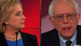 Democrats Debate Syria, Russia, Bill Clinton