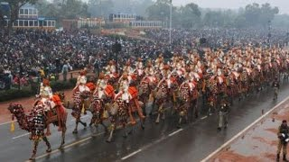 First time in 66 years BSF camel contingent will not roll down Rajpath at R-Day