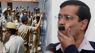 Kejriwal's PA asked me to get off stage before ink attack : Delhi cop