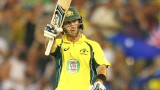 Glenn Maxwell supebb batting: India vs Australia 3rd Odi 2016 (Melbourne)