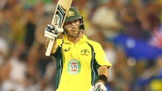 Glenn Maxwell supebb batting: India vs Australia 3rd Odi 2016 (Melbourne)