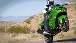 Kawasaki ZX-14R First Ride