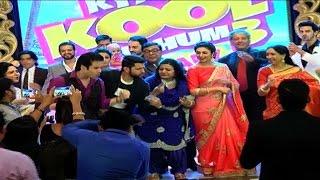 Tusshar & Aftab Promote Kya Kool Hain Hum 3 On Yeh Hai Mohabbatein