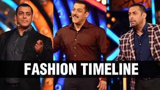 Salman Khan - Most Fashionable TV Host | Bigg Boss 9