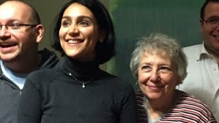 Reporter Freed from Iran in 'Good Spirits'