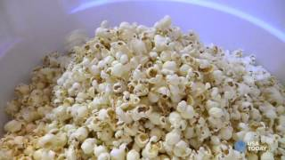 Why you should eat more popcorn