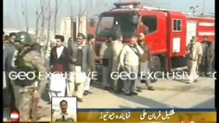 Gunmen Storm Bacha Khan University Charsadda Pakistan