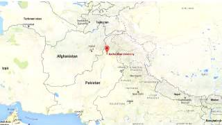 3 gunmen attack Bacha Khan University in northwest Pakistan
