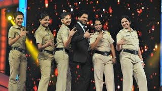 Shahrukh Khan, Salman Khan, Deepika Padukone, Alia Bhatt At UMANG 2016
