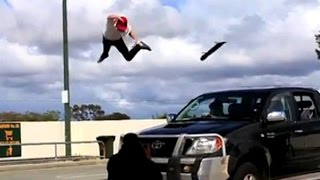 Painful Skateboarding Funny Fail Compilation
