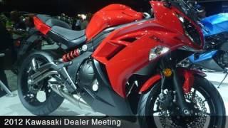 Kawasaki Dealer Meeting