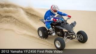 First Ride: Yamaha YFZ450