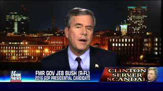 Jeb Bush: Trump is 'neither conservative nor electable'