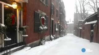 Historic Blizzard Heading Towards East Coast