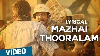 Mazhai Thooralam | Tamil Song | Sethupathi | Vijay Sethupathi | Nivas K Prasanna