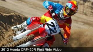 First Ride: Honda CRF450R