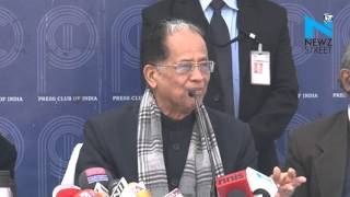 No grand alliance in Assam assembly elections: Tarun Gogoi